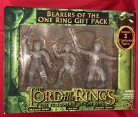 Lord of the Rings Fellowship of the Ring: Bearers of the One Ring - 3 x Action Figure Gift Pack